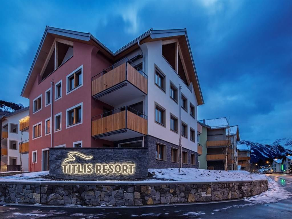 Appartement de vacances TITLIS Resort Studio 105