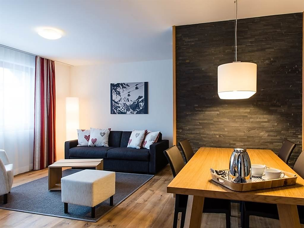 Holiday apartment TITLIS Resort Wohnung 221