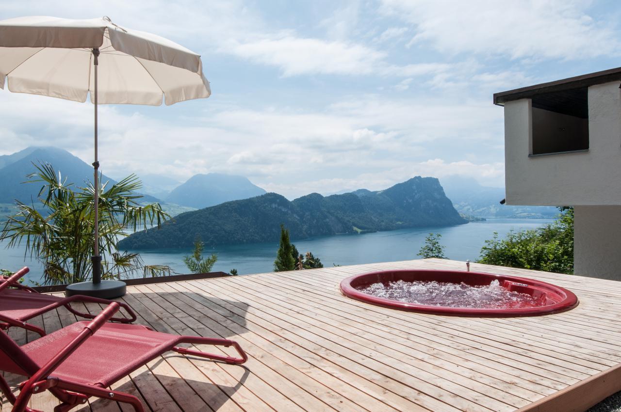 Villa am Rigi mit Hottub