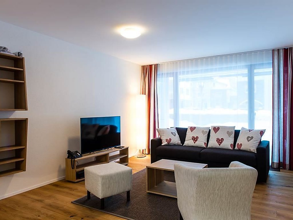 Holiday apartment TITLIS Resort Wohnung 301