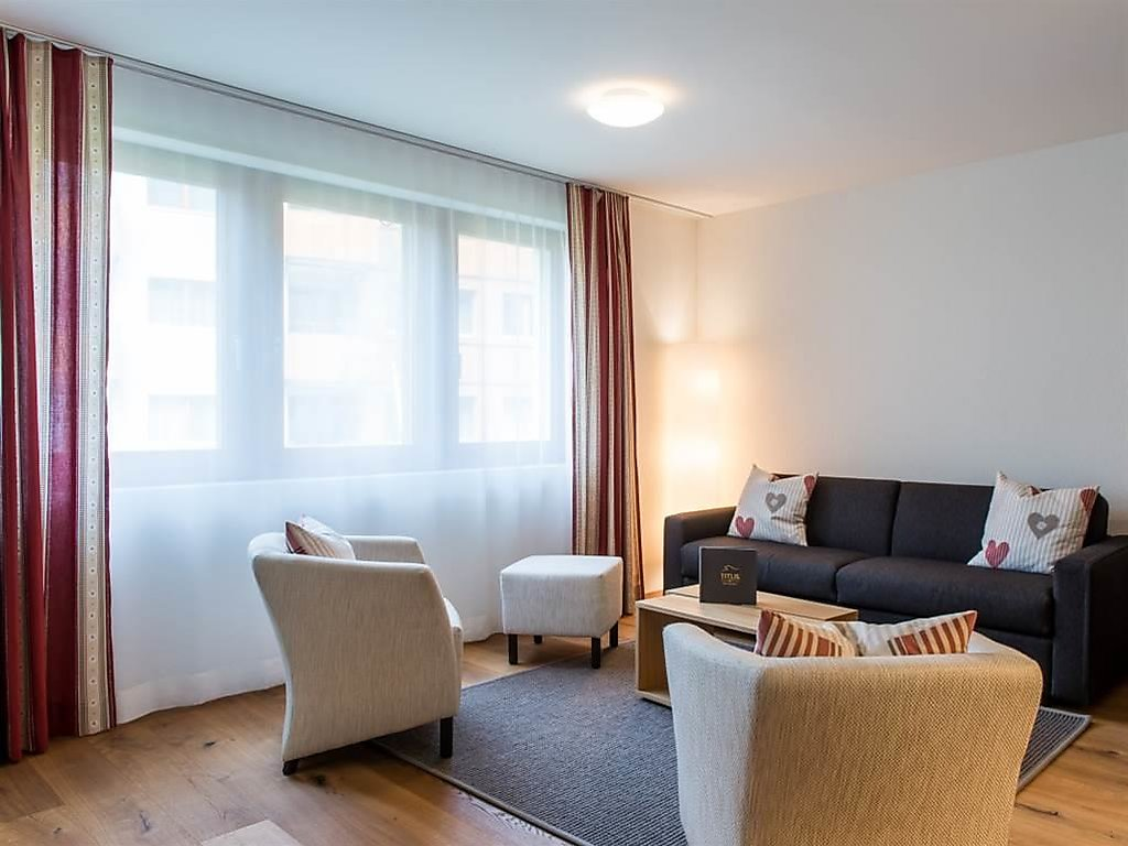 Ferienwohnung TITLIS Resort Wohnung 505
