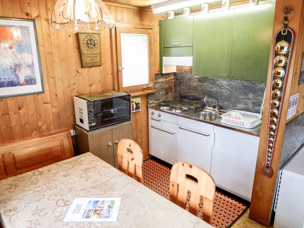 Holiday home Margrith