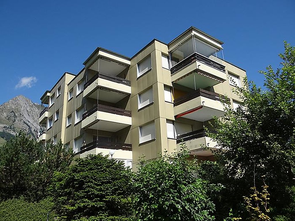 Holiday apartment Vorderörtigen 4
