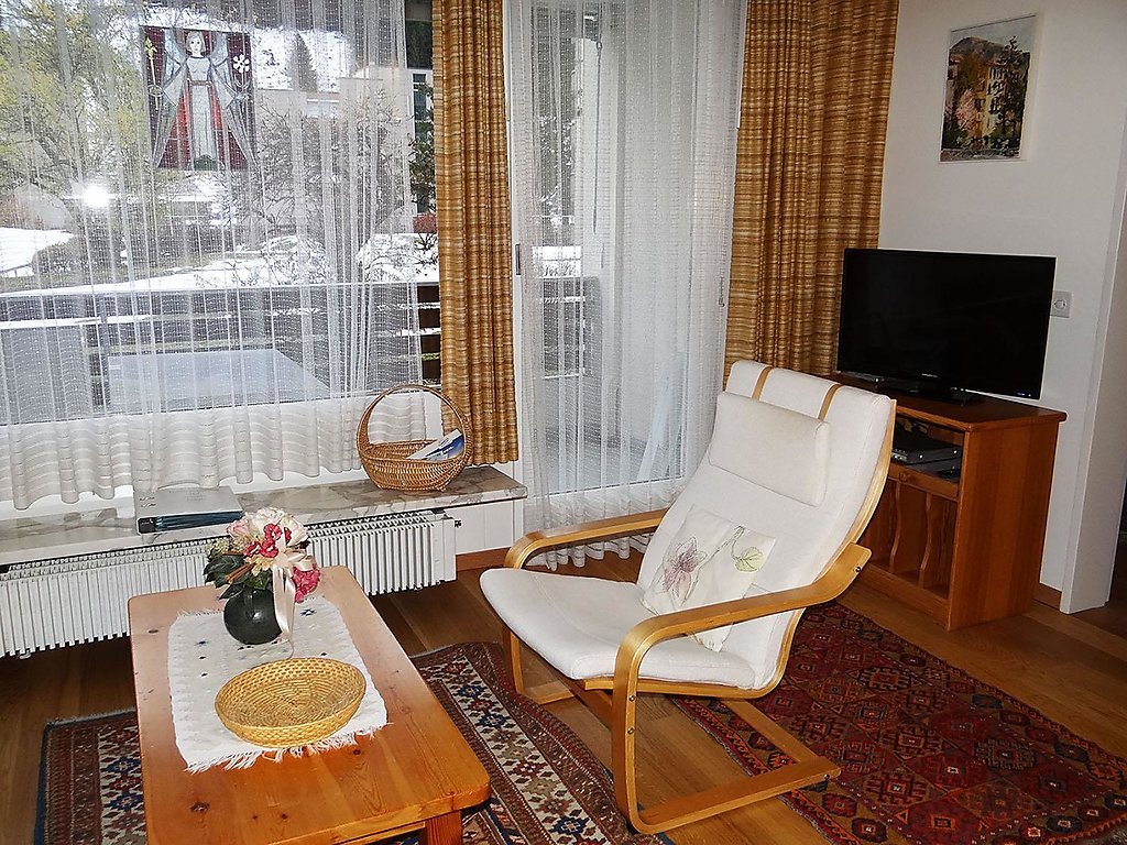 Appartement de vacances Sunnmatt Süd 412