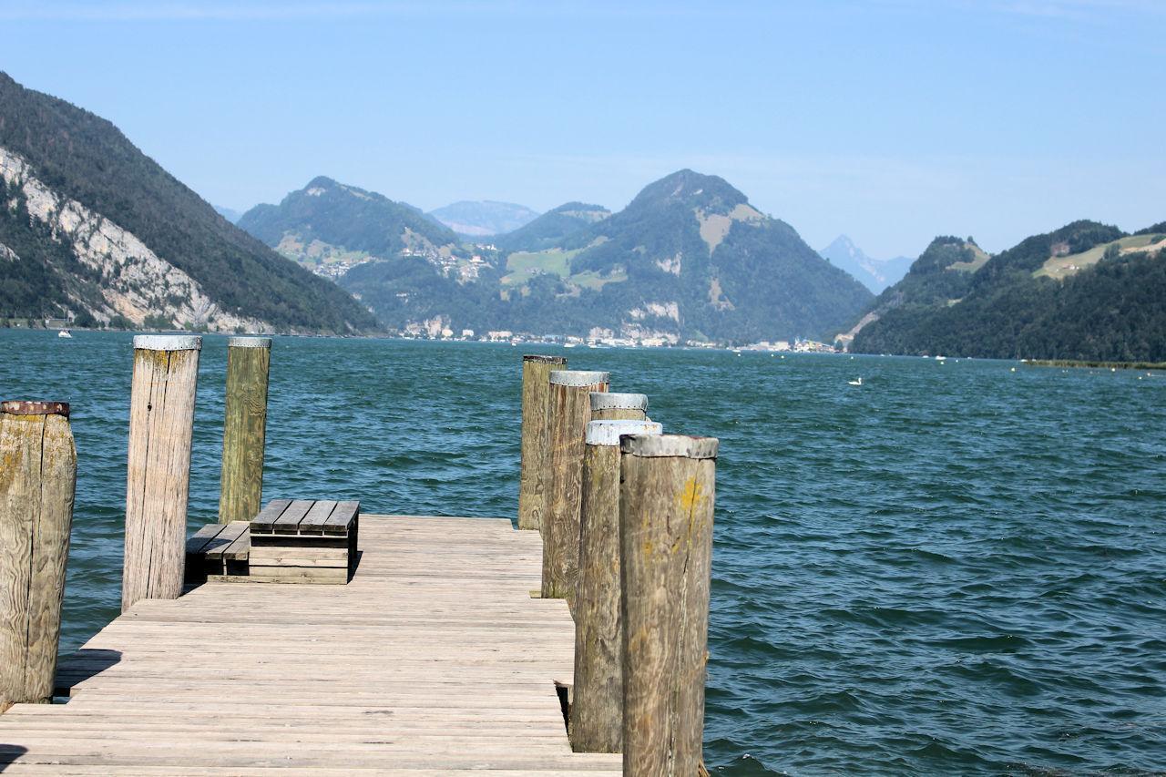Barlis - charmante Ferienwohnung zwischen Luzern und Interlaken