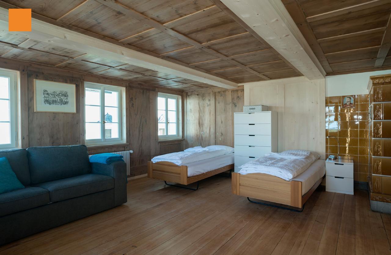 """Altes Pächterhaus   Wohnung """"Heiligkreuz"""" - Ferien im Baudenkmal"""