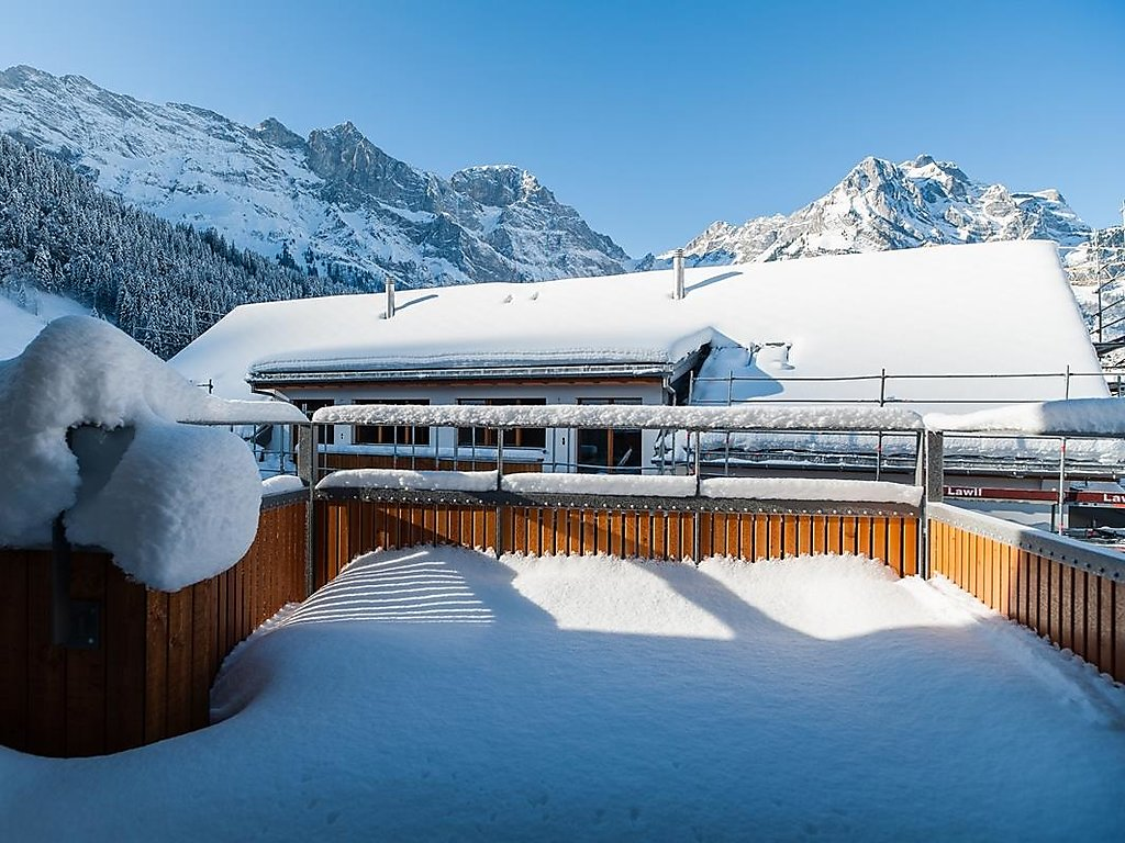 Holiday apartment TITLIS Resort Wohnung 731