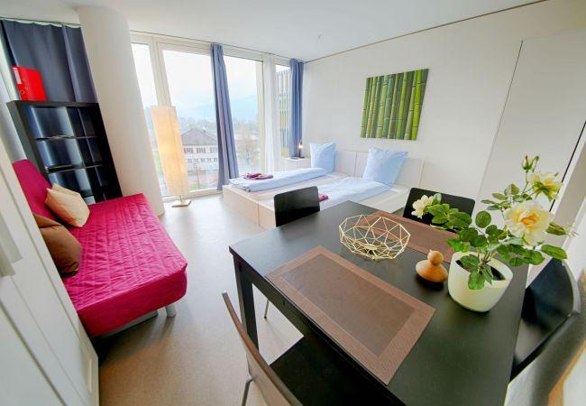 LU Verkehrshaus IV - Allmend HITrental Apartment