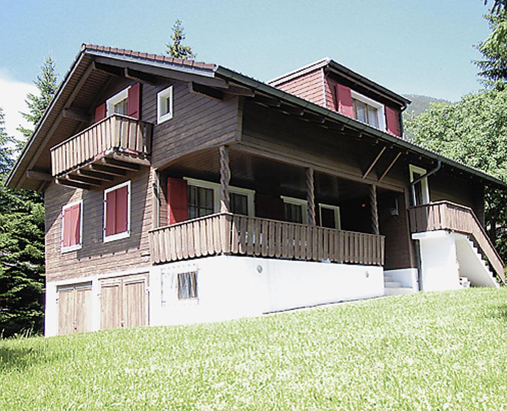 Ferienwohnung Bacchus / Pensionskasse Stadt Luzern
