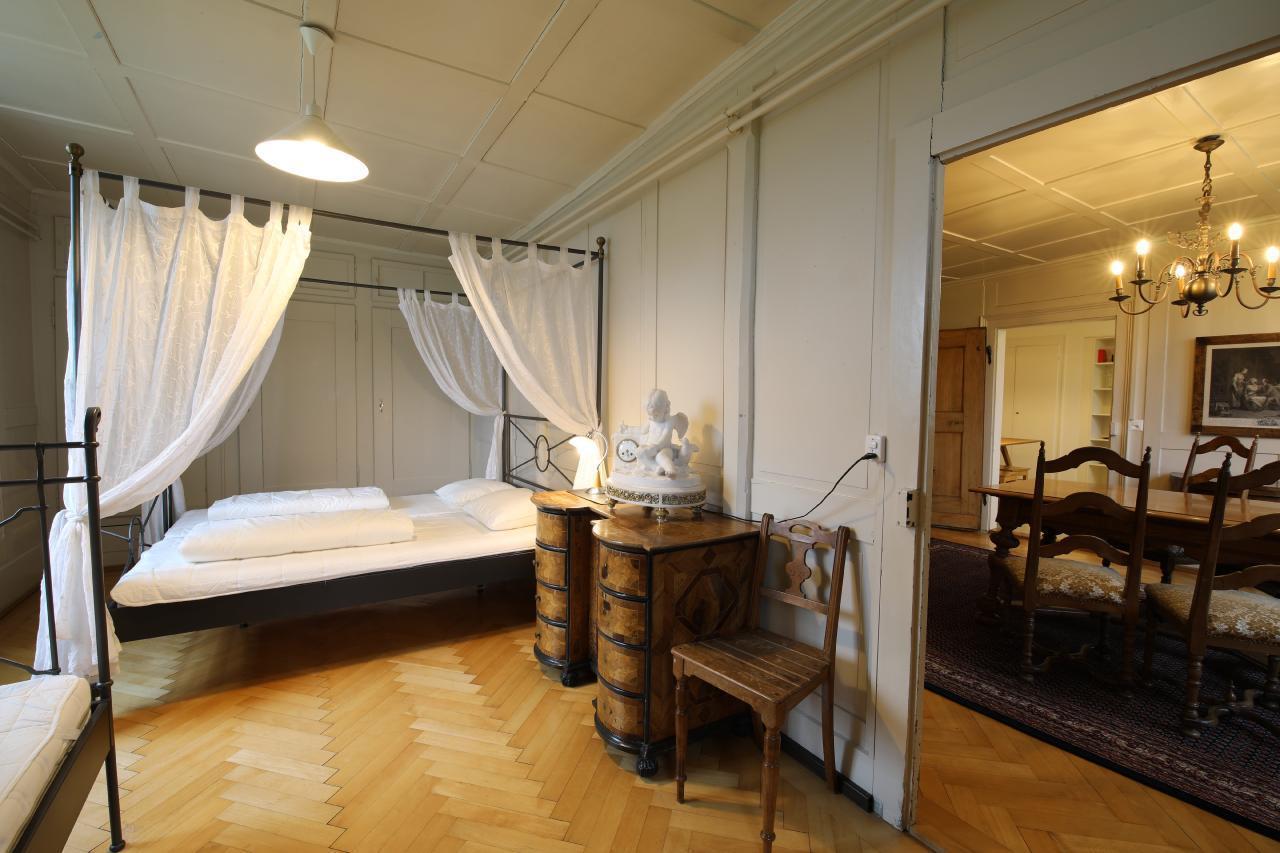 Ferienwohnung Schloss Heidegg