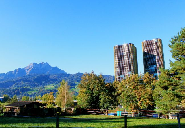 LU Gletschergarten I - Allmend HITrental Apartment