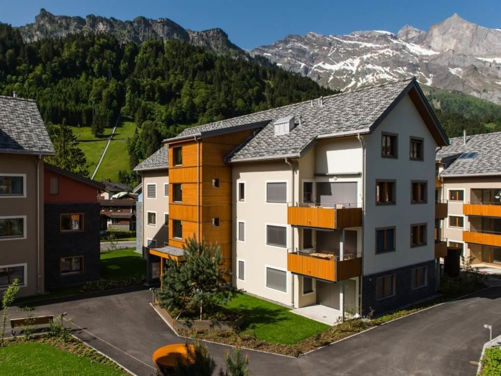 Holiday apartment TITLIS Resort Wohnung 501