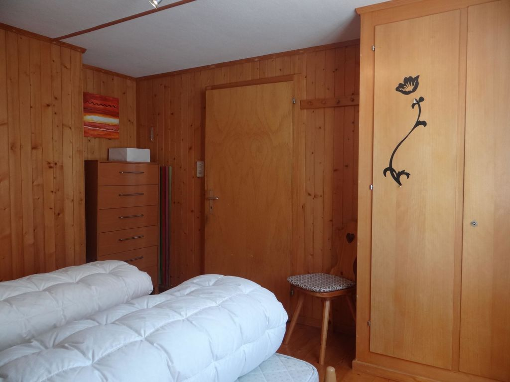 Appartement de vacances Chalet Fluegärtli