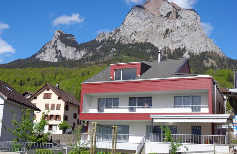 Tschümperlin Studio - Schwyz-Rickenbach, (Rickenbach SZ). Studio