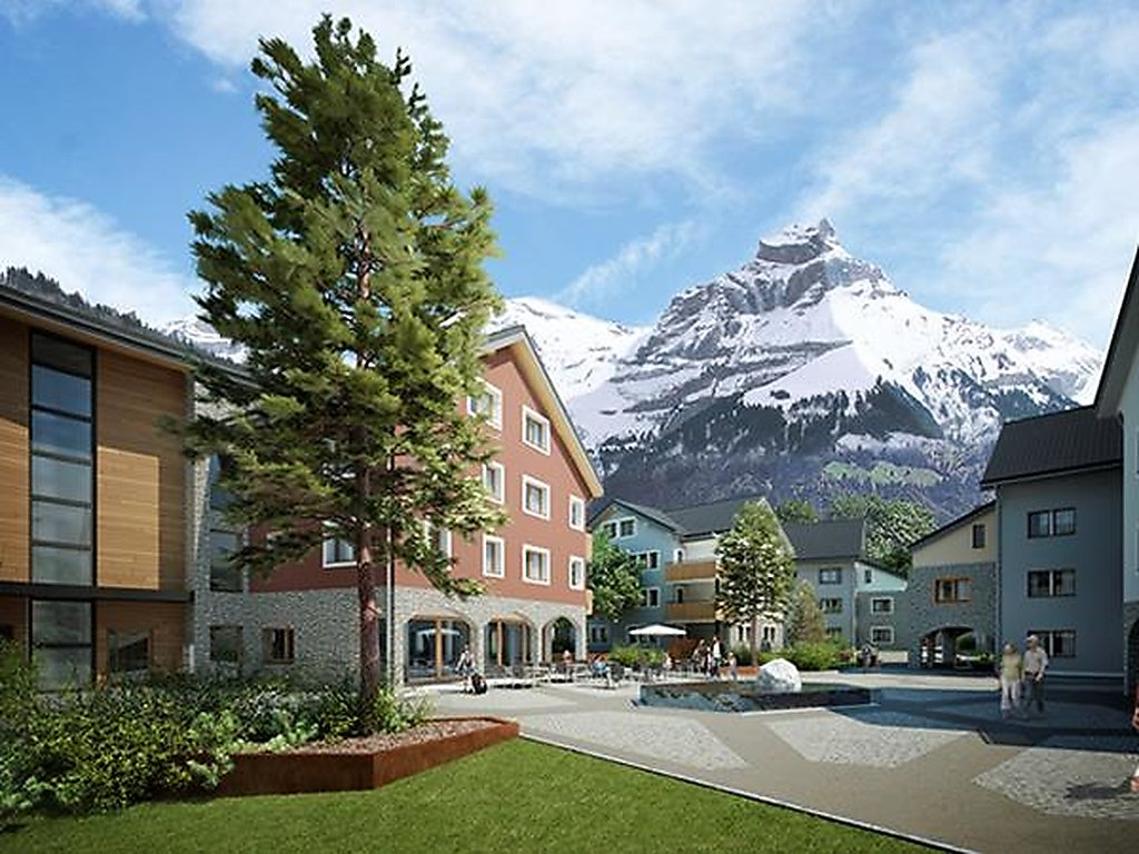 Holiday apartment TITLIS Resort Wohnung 801