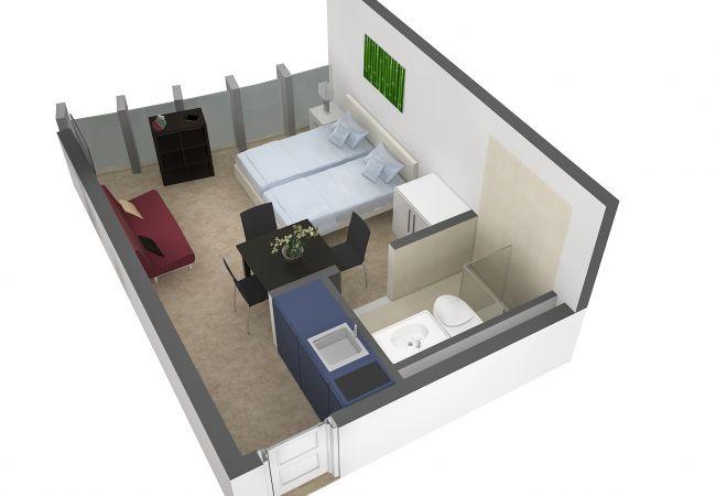 LU KKL IV - Allmend HITrental Apartment