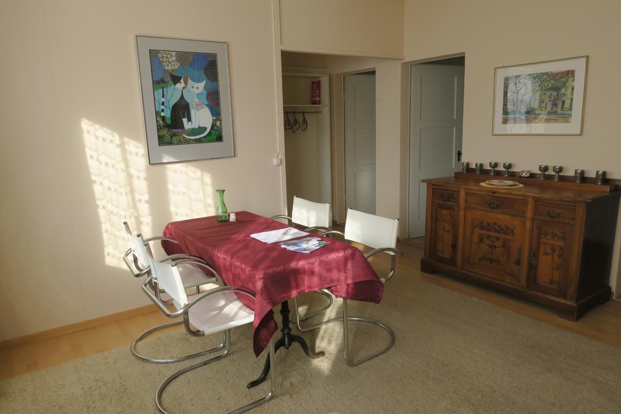 Haus Stirnemann/ Wohnung M-2