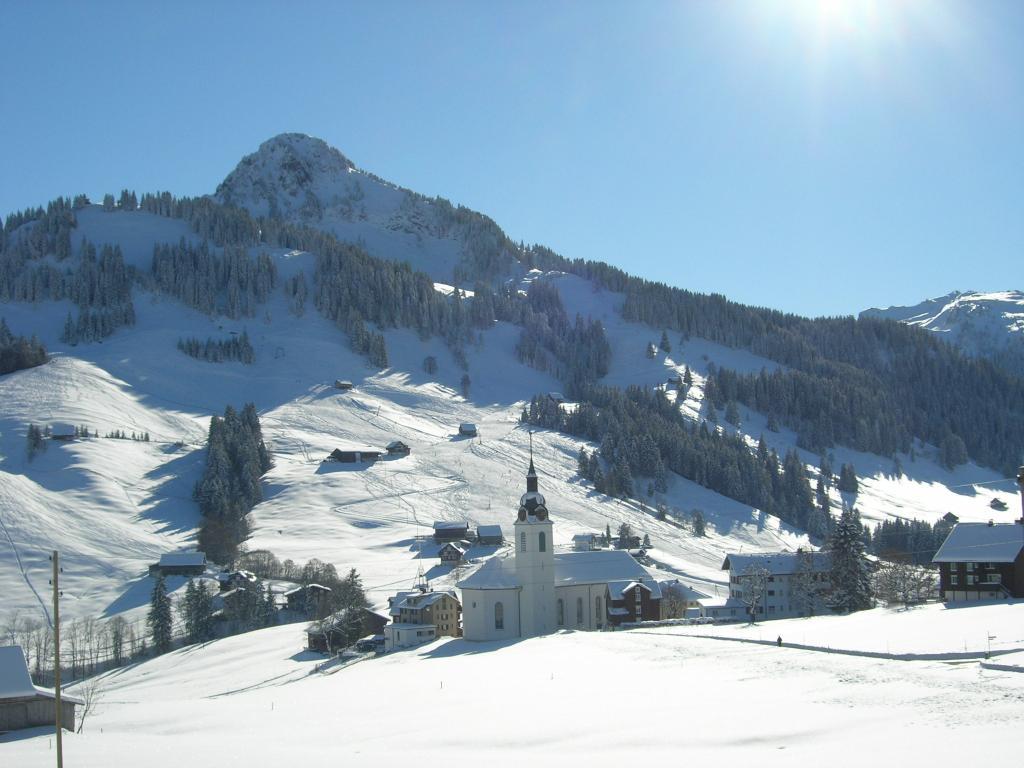 Guggern - Grotte