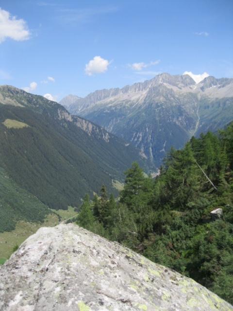 Wildromantische Wanderung in der Göscheneralp
