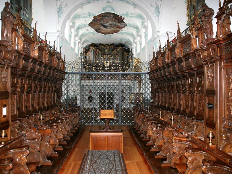 Collegiate Church of St. Michael, Beromünster
