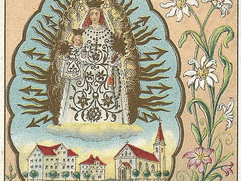 Wallfahrtsort Maria-Rickenbach