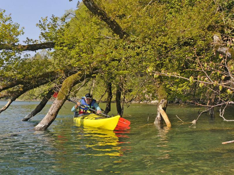 Kanu-Touren Kanuwelt Buochs