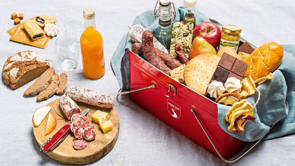 Snack Box Stopp - Meisterschwanden