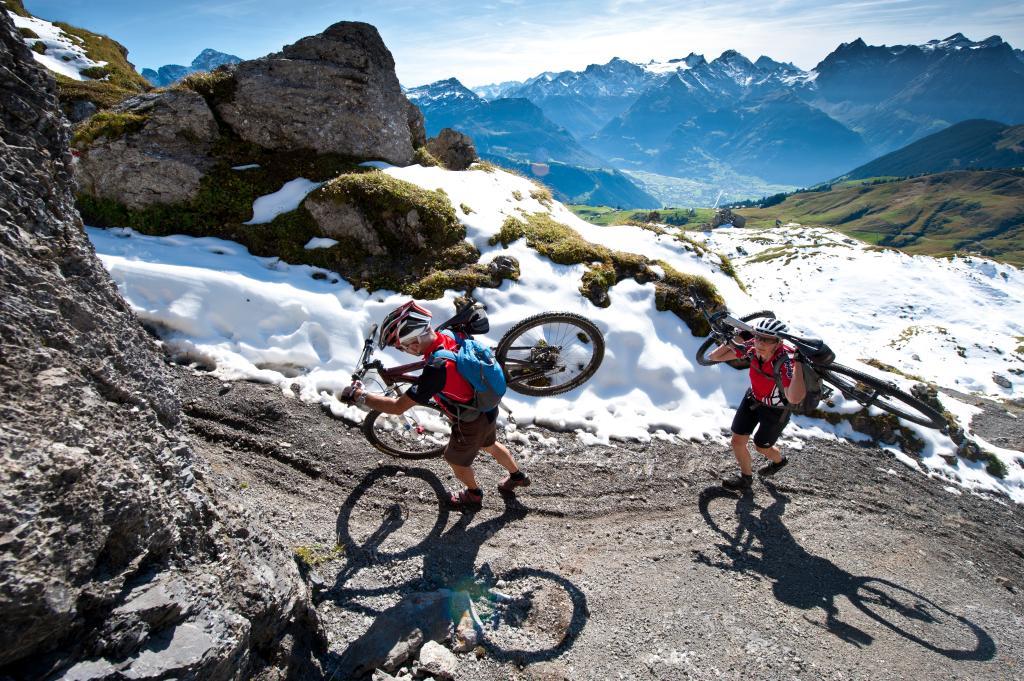 Chinzig Bike - itinéraire 417 de SuisseMobile
