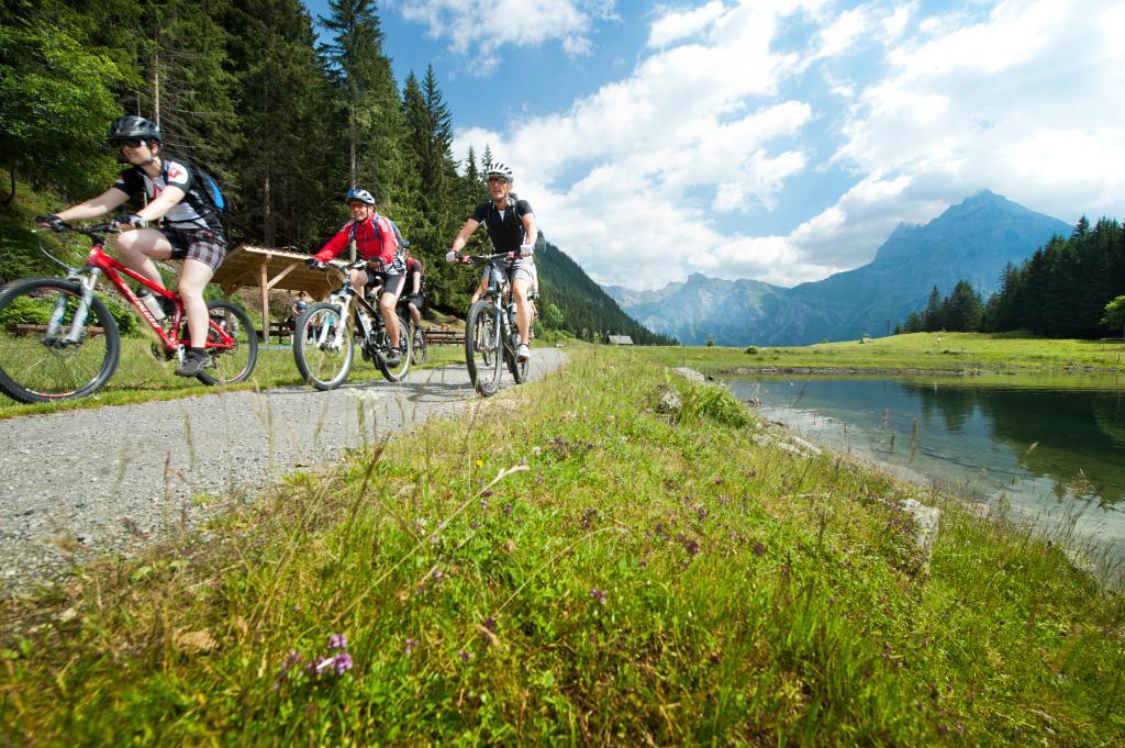 Arni Bike - itinéraire 407 de SuisseMobile
