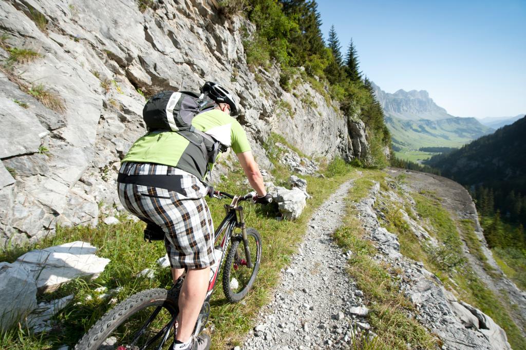 Urnerboden Bike - 415 SchweizMobil