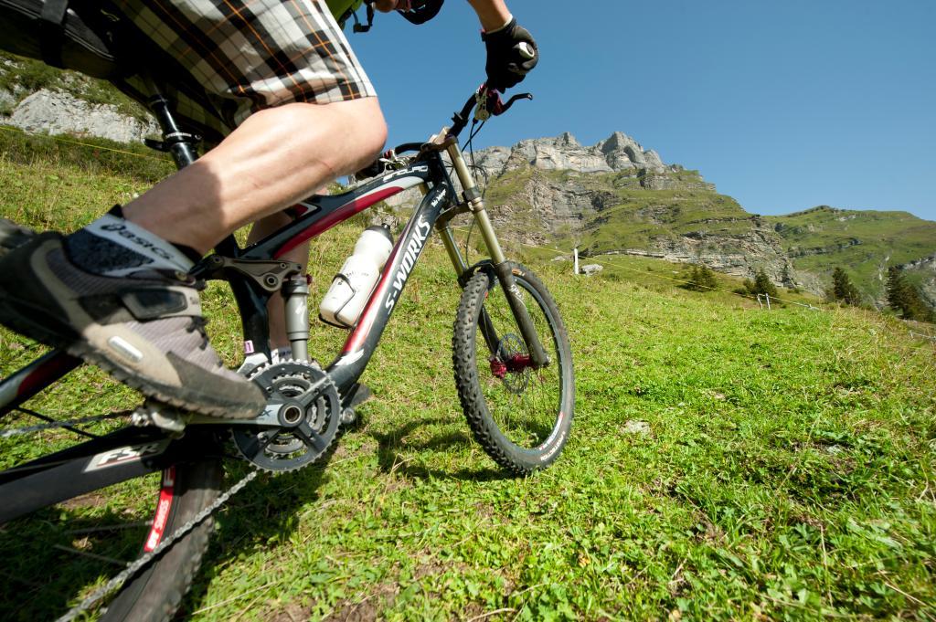 Urnerboden Bike - 415 SwitzerlandMobility