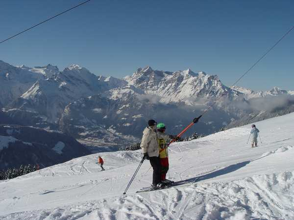 Skigebiet Ratzi