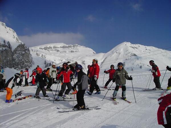 Skigebiet Gitschenen