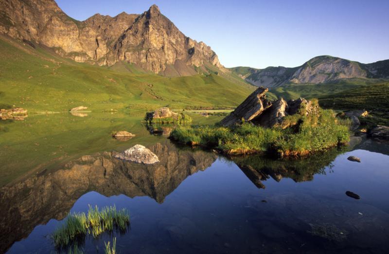 Lake Blauseeli