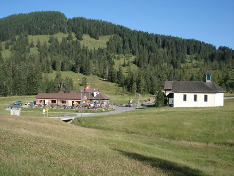 Bergrestaurant Schwendi-Kaltbad