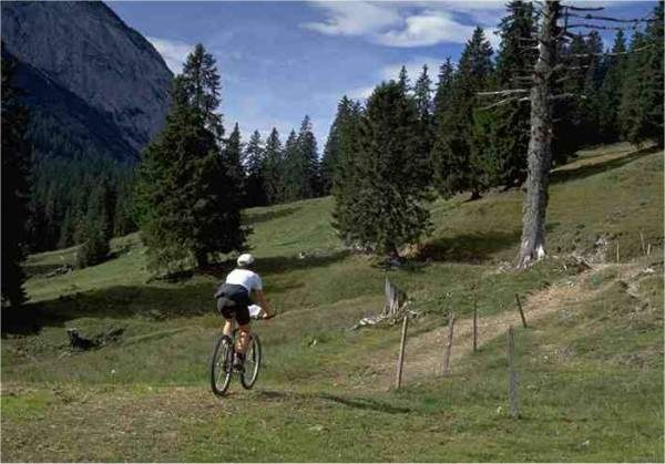 MTB-Land Schweiz: 2 Panorama Bike, Etappe 05