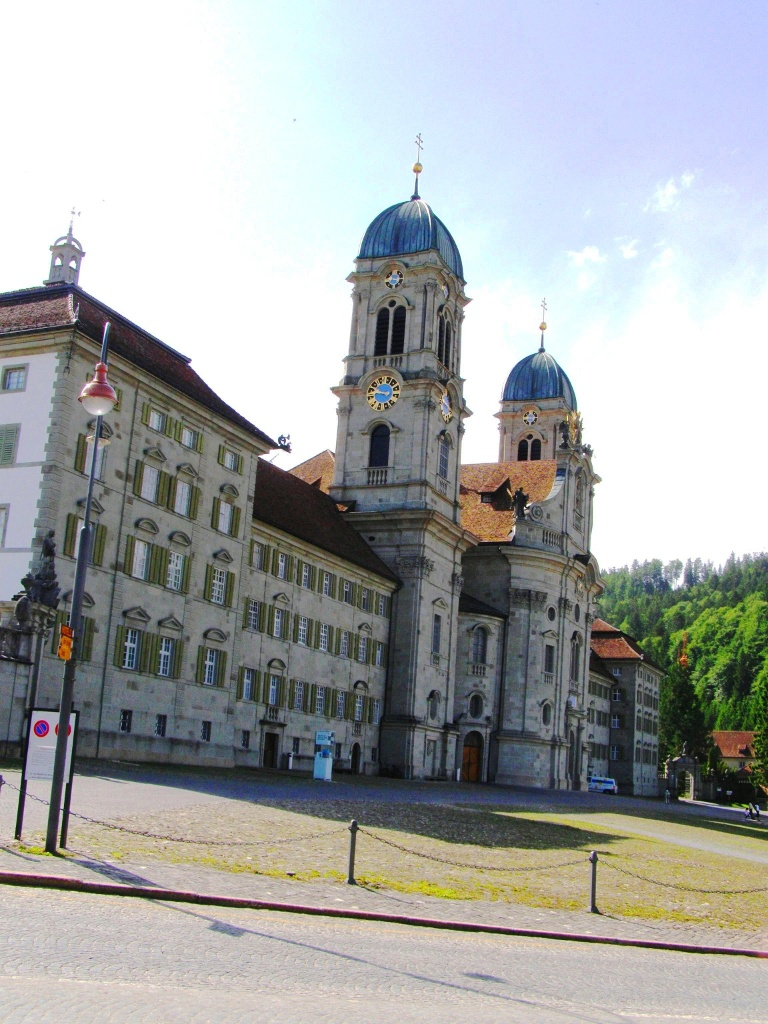 Schwabenweg: Rapperswil - Einsiedeln