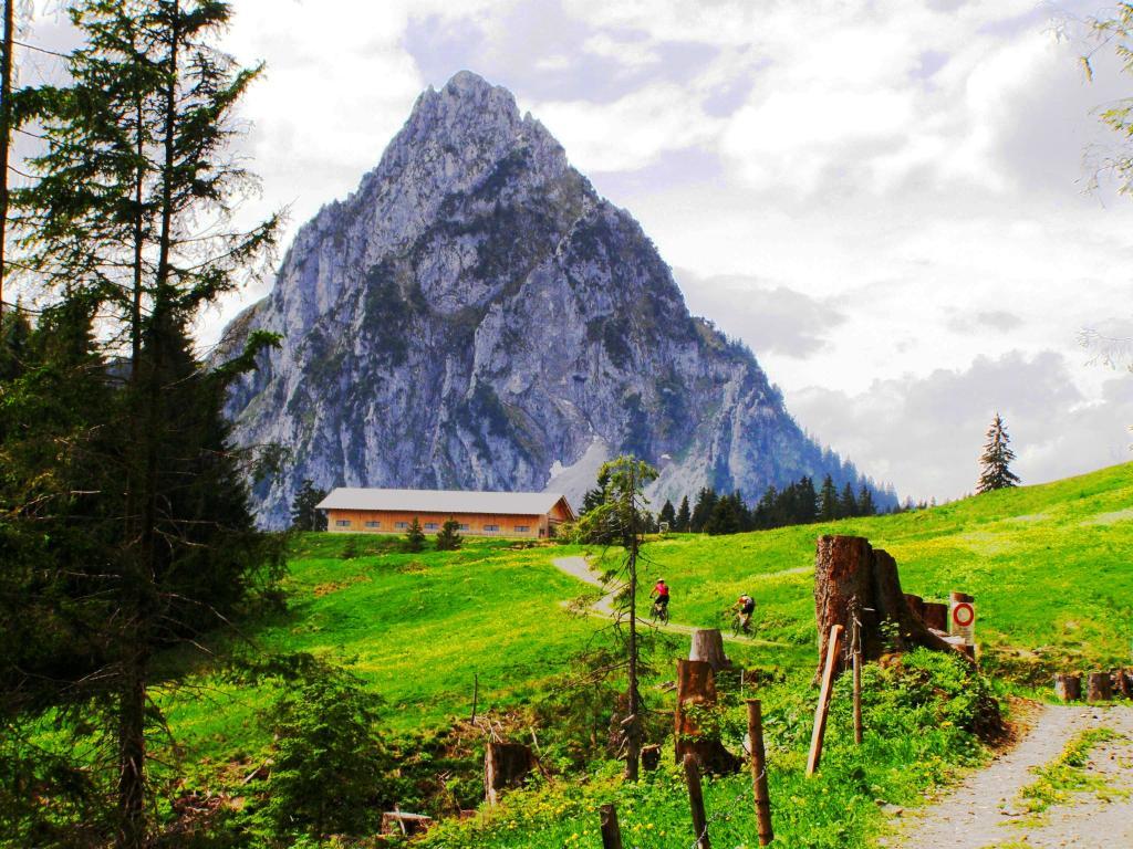Weg Innerschweiz: Einsiedeln - Brunnen