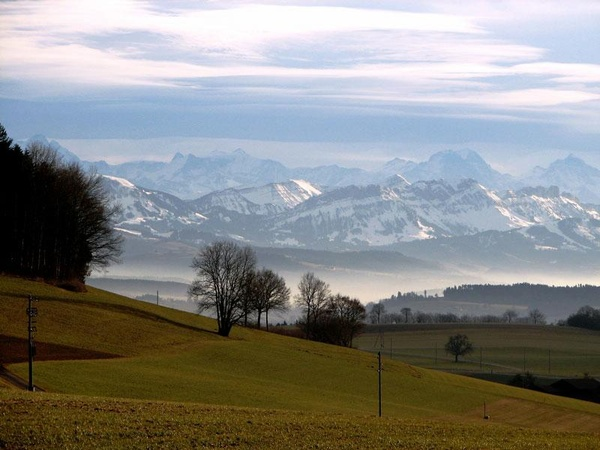 Entschleunigungs-Route: Sursee-Schlierbach-Sursee