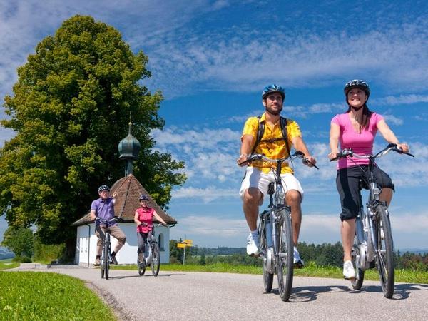 Tourist route: Sempach-Ruswil-Sempach