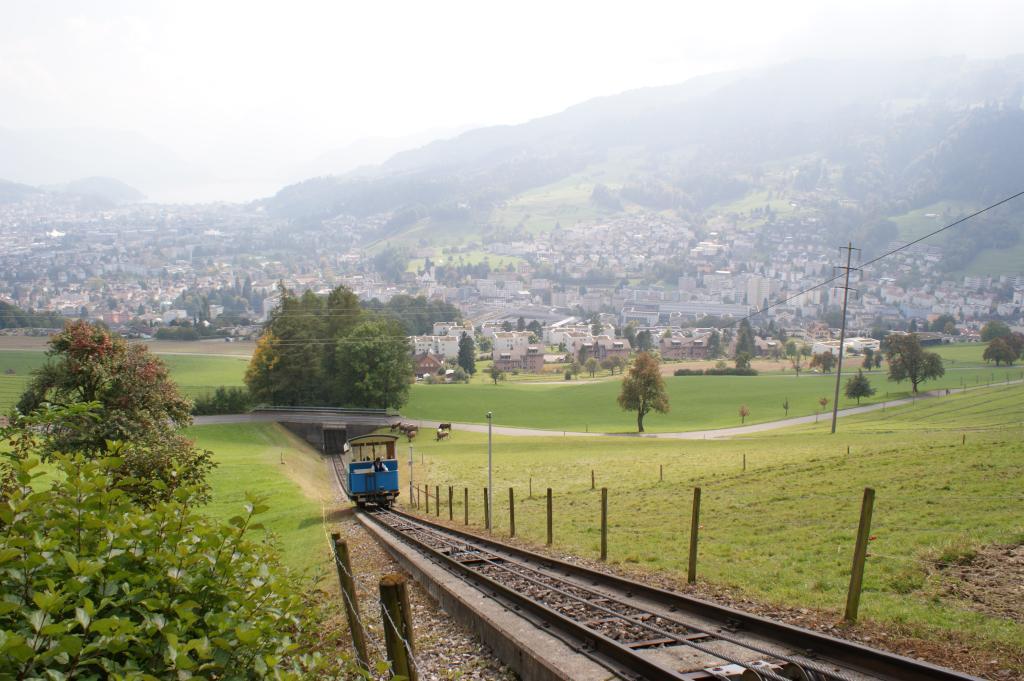 Le Zwergenweg sur le Sonnenberg