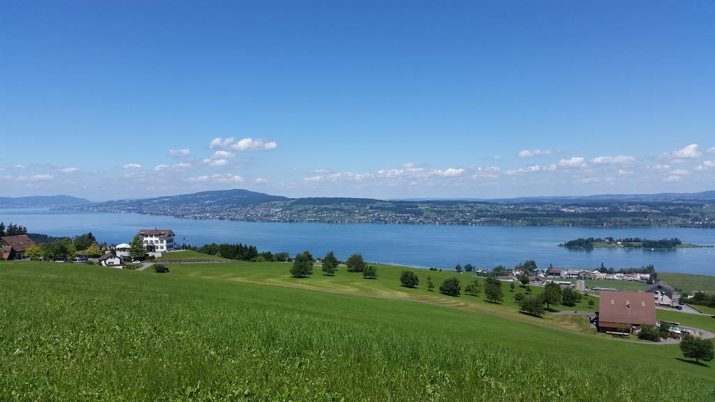 Lakes Route – Section 7 Zug-Einsiedeln – SwitzerlandMobility Route 9
