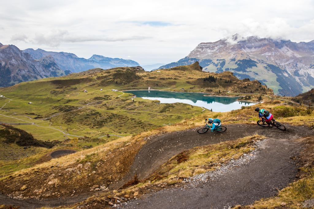 Jochpass Trail
