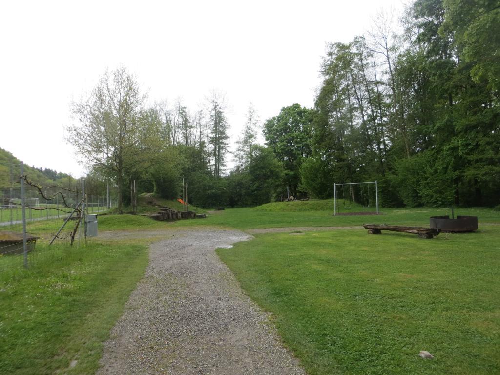 Lenzburg, Spielplatz Wilmatten