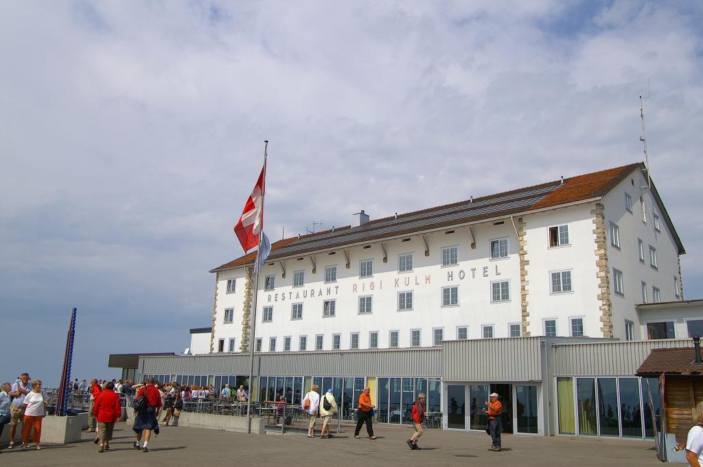 Von Rigi-Kaltbad nach Rigi Kulm