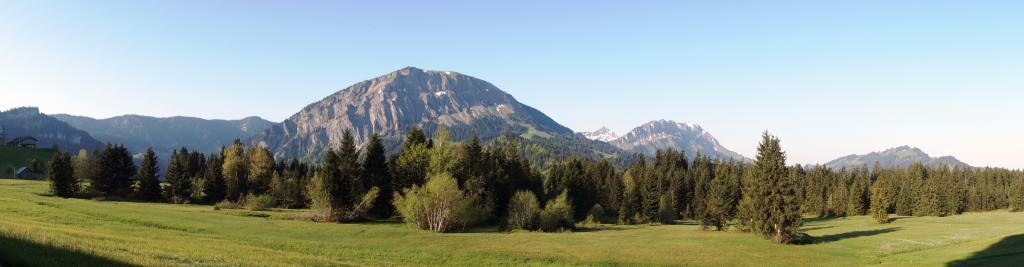 Gfellen-Schimbrig round walk
