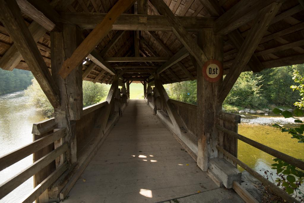 Emmenuferweg: Schüpfheim-Wolhusen