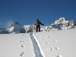 Schneeschuhtrail 895: Eggberge - Ruogig