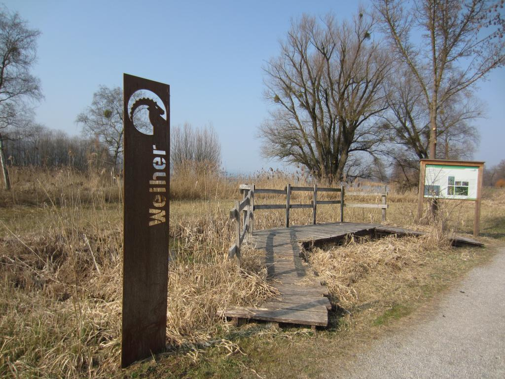 Pro Natura Lake Baldegg nature trail