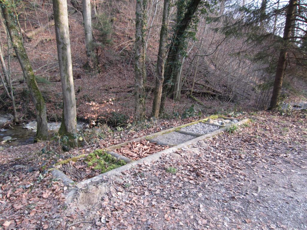 Gelfingen, Kneippanlage Schloss Heidegg